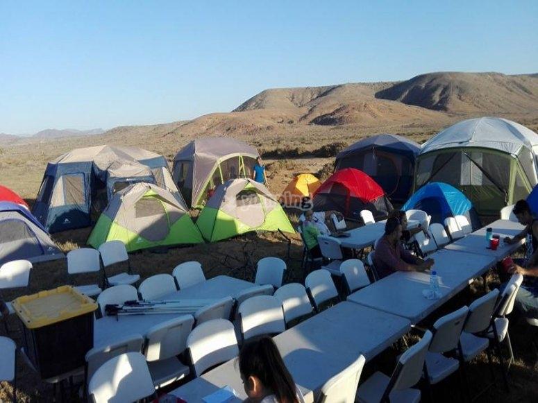 ven al Camping