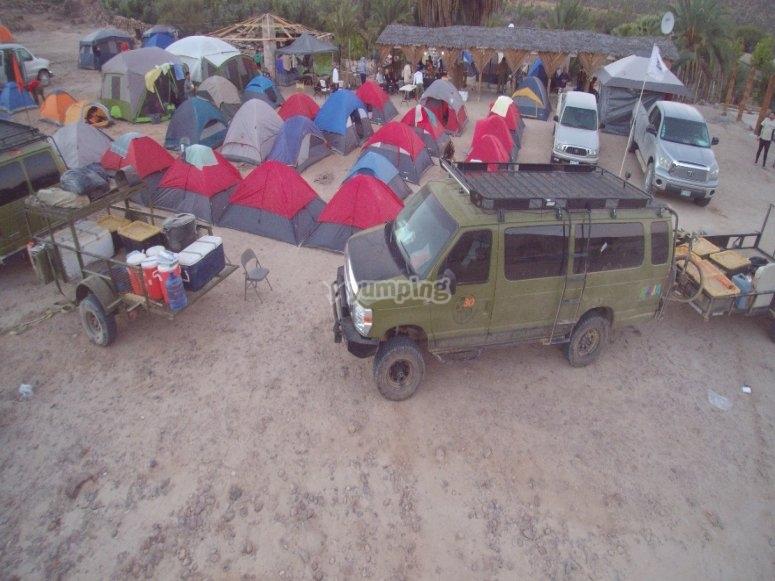 disfruta del Camping