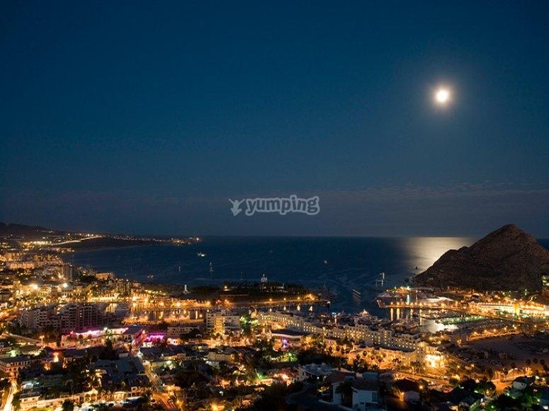 Cabos San Lucas B.C.S.