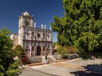 Ruta del Misionero, Caminata en Baja California