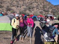 Crossing Baja 100 Baja California 110 kms