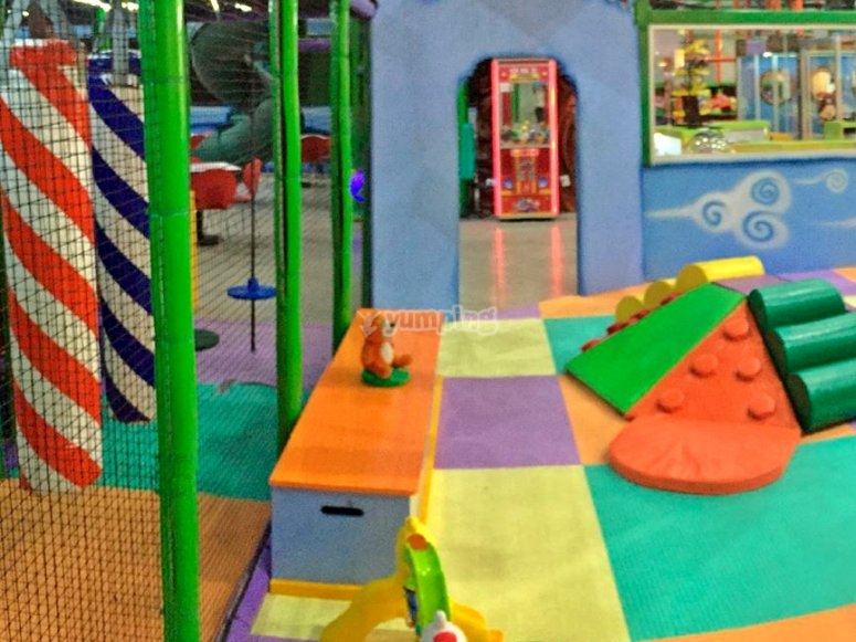 Area for the little ones