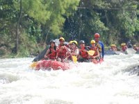 rafting y rapidos