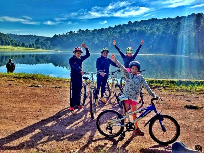 Cycling Tour in Valle de Bravo