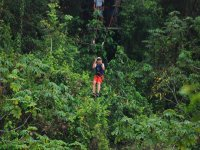 Maximum adrenaline when flying with our zip lines