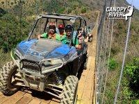 Tour RZR Jorullo Bridge en Puerto Vallarta 2 horas