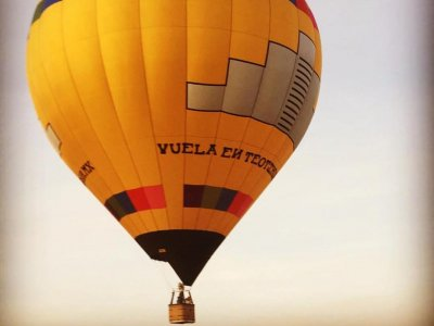 Private Ballooning Flight San Martin Piramides
