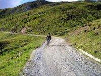 Mountain bike ride + lodging, Creel