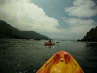 Recorrido en Kayak por la Bahia de Baja California