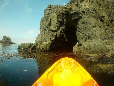 Kayaks y Pesca por la Bahía de Baja California