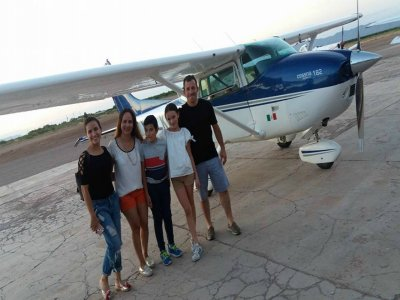 1-Hour Light Aircraft Flight for Everyone