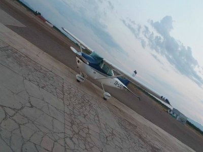 20-Minute Light Aircraft Flight, Aldama, Chihuahua
