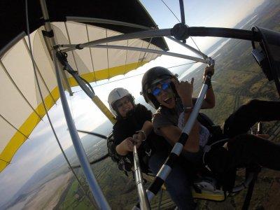Ultralight Flight Over Jalisco 10 Minutes