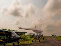 Salto en paracaídas para pedir matrimonio Jalisco