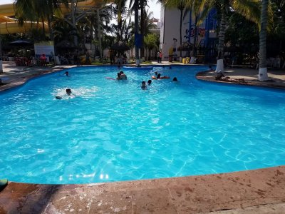 Water Park admission. INAPAM