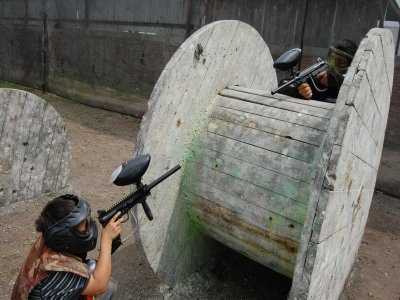 Paintball 500 extra ammo in Monterrey