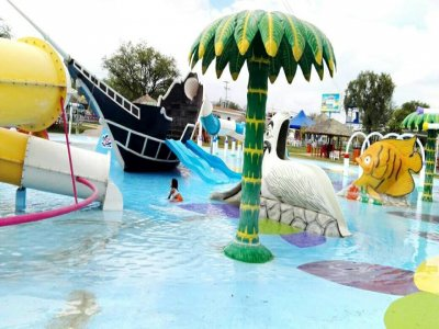 Kid admission water park San Miguel Allende