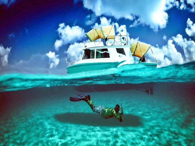 Increíbles aventuras submarinas