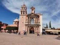 Visiting towns of Querétaro