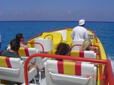 Isla Pasión Paseos en Barco