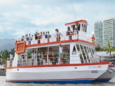 Paseo en barco Yelapa y Majahuitas con barra libre