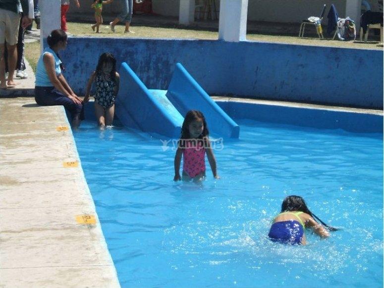 Children swimming pools
