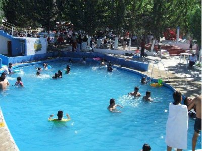 1-day admission to the water park Coahuila