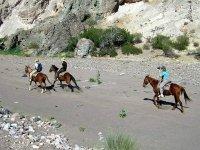 Tour a caballo playa y montaña por BCS, 2:30 hrs