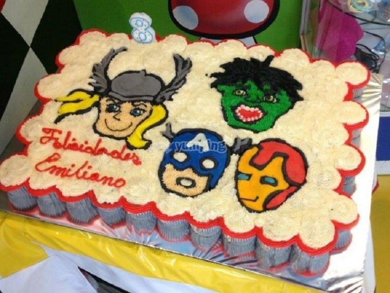 The best birthday cakes