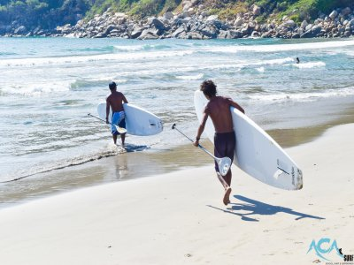 SUP board rental in Acapulco