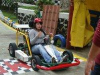 Go kart explanations