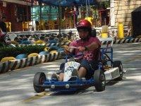 drive a go kart