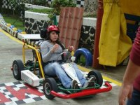Explanations of go kart