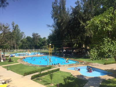 Admission to the Water Park in Zapopan, Jalisco