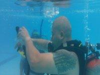 Bajo el agua practicas