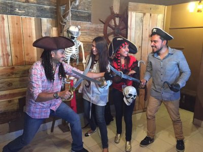 Escape game, Monterrey, 1 hour