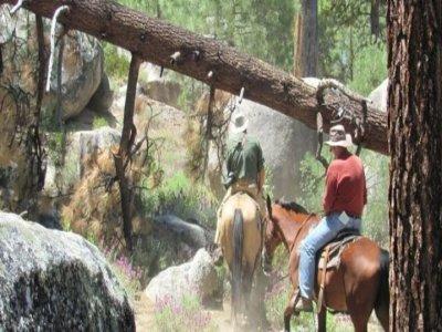 Rancho Meling  Cabalgatas
