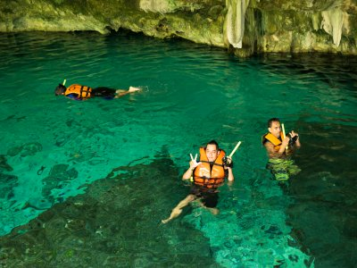 Snorkel + expedition at Tulum , 7hrs.