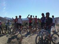 All-terrain cyclists