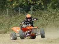 Speed in ATV