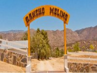Entry of Rancho Meling