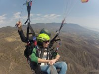 2 Paragliding Flights, Tapalpa + Photos & Video