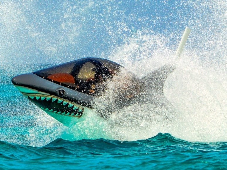Seabreacher en cancun