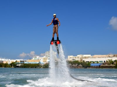 Flyboard en Cancún 15 minutos