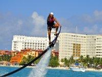 Experiencia de Hoverboard en Cancún durante 15 min