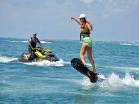 Vuelo en hoverboard durante 30 minutos en Cancún