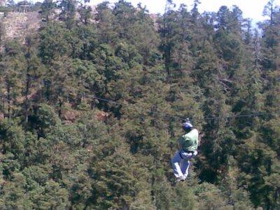 Parque Recreativo Ecoturístico Ejido Carboneras Canopy