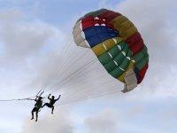 parasailing tandem
