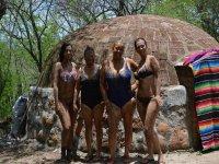 Temazcal baths