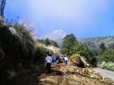 4x4 route at Orizaba Peak + lodging